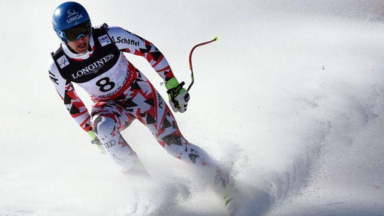 Le skieur autrichien Matthias Mayer