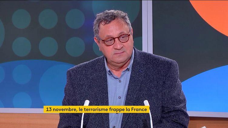 Daniel Psenny (FRANCEINFO)