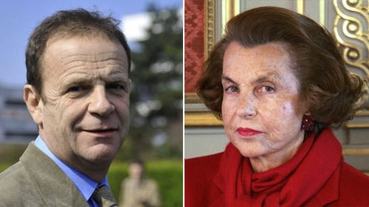 François-Marie Banier Liliane Bettencourt (AFP - M. Medina/P. Kovarik)
