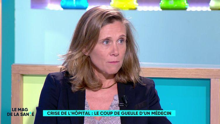 Entretien avec le Dr Sophie Crozier, neurologue à l'hôpital de la Pitié-Salpêtrière