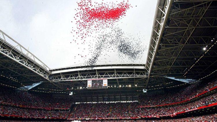 Le Millenium Stadium de Cardiff