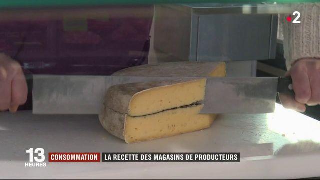 Agriculture : ces producteurs qui ouvrent leurs propres magasins