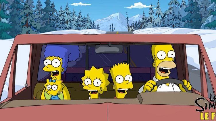 """Les Simpson - le film"" de David Silverman (TWENTIETH CENTURY FOX / GRACIE F)"