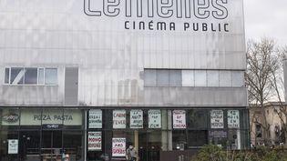 Le cinéma Le Méliès à Montreuil (Seine-Saint-Denis), le 21 mars 2021 (MAGALI COHEN / HANS LUCAS)
