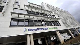 L'hôpital Jacques-Cœur, à Bourges (Cher), le 17 novembre 2014. (MAXPPP)