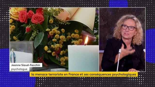 Terrorisme : Anne Siaud-Facchin