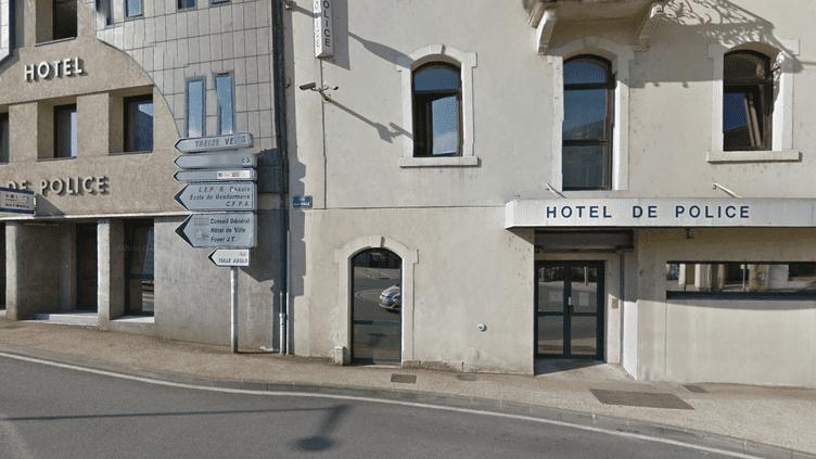 Le commissariat de police de Tulle, en Corrèze. (CAPTURE D'ECRAN GOOGLE MAPS)