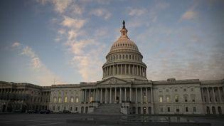 Le Capitol à Washington D.C., le 7 novembre 2018. (photo d'illustration) (ZACH GIBSON / GETTY IMAGES NORTH AMERICA / AFP)