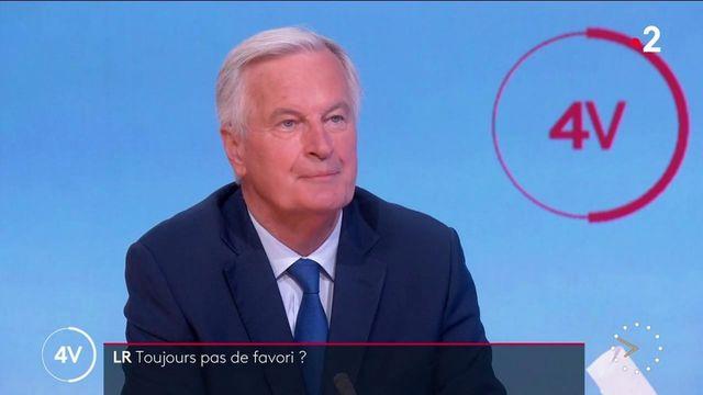 Sous-marins australiens: «C'est un désastre diplomatique et industriel», estime Michel Barnier (LR)