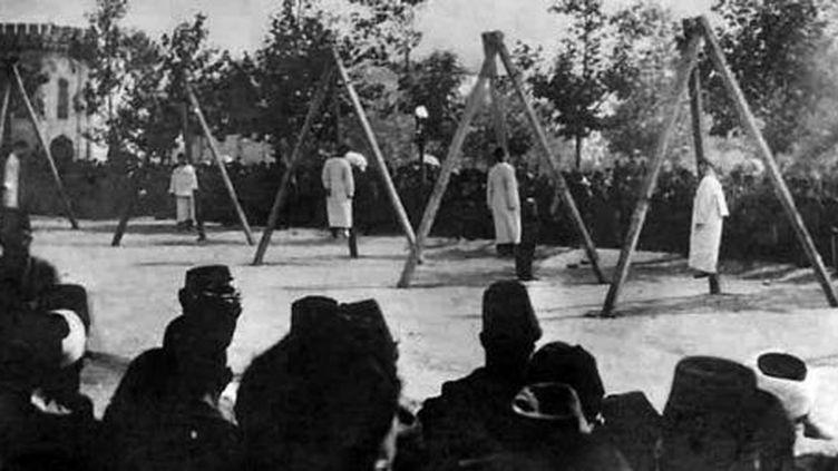 Photo du Musée du génocide arménien. (AGMI / AFP)