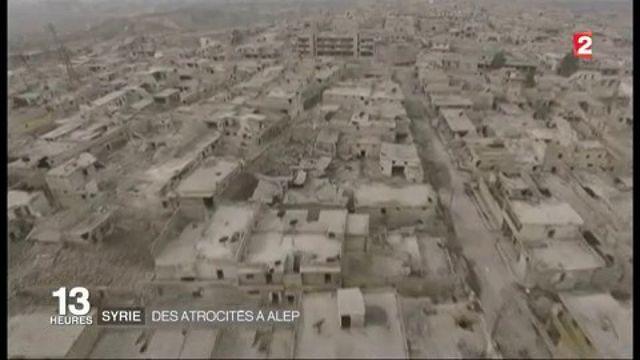 Syrie : au cœur de l'horreur