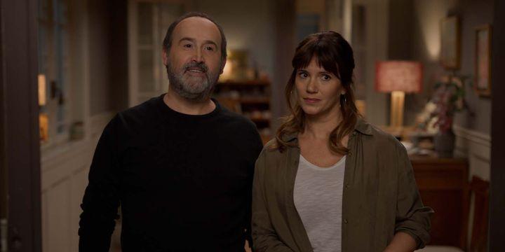 "Javier Cámara et Griselda Siciliani dans""Sentimental"" deCesc Gay (2021). (WILD BUNCH DISTRIBUTION)"