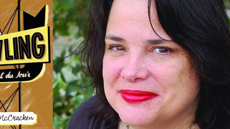 """Elizabeth McCracken sort son nouveau roman """"Le Bowling du Point du Jour"""". (Edward Carey / Editions Nil)"""