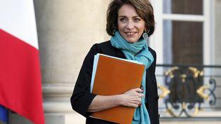 La ministre de la Santé et des Affaires sociales, Marisol Touraine, à l'Elysée, le 14 janvier 2015. (PATRICK KOVARIK / AFP)