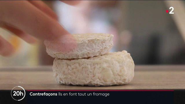 Ardèche : les contrefaçons du fromage de chèvre picodon fragilise la filière AOP