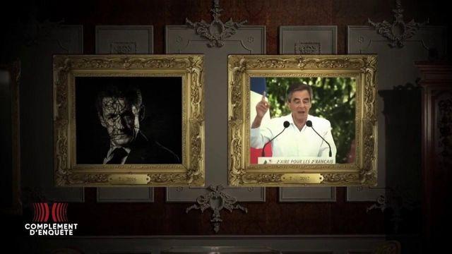 """Complément d'enquête. Bygmalion. """"Qui imagine un seul instant le général de Gaulle mis en examen?"""" : la phrase fatale de François Fillon à Sablé-sur-Sarthe"""