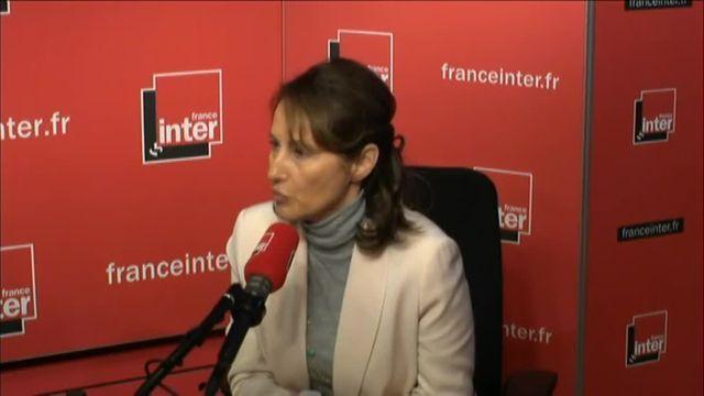 """Ségolène Royal engage les agriculteurs à réduire les pesticides """"dans leur intérêt"""""""