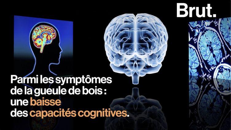 VIDEO. Que se passe-t-il dans notre cerveau lorsqu'on est en gueule de bois ? (BRUT)