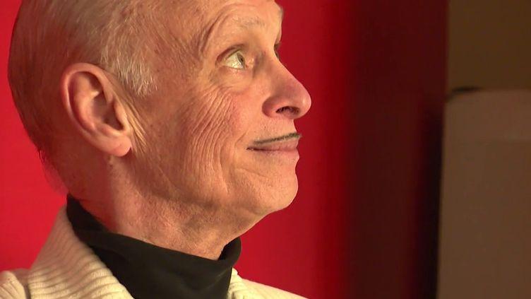 John Waters au festival Ecrans Mixtes à Lyon (V. Diguat / France 3 Rhône-Alpes)