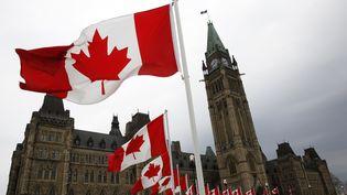 Le Parlement d'Ottawa (Canada), le 9 mai 2014. (REUTERS)