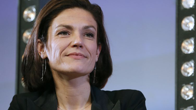 Chantal Jouanno, le 15 novembre 2014, à Paris. (PATRICK KOVARIK / AFP)