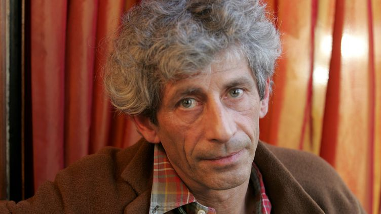 Le psychiatre Didier Destal à Paris, en février 2005. (AURELIE AUDUREAU / MAXPPP)