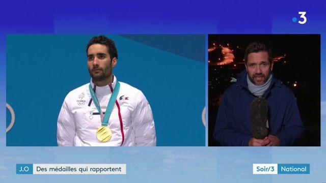 JO-2018 : les primes de médailles dévoilées