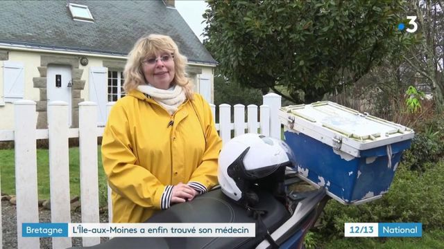 Morbihan : un nouveau médecin s'installe enfin à l'Île-aux-Moines