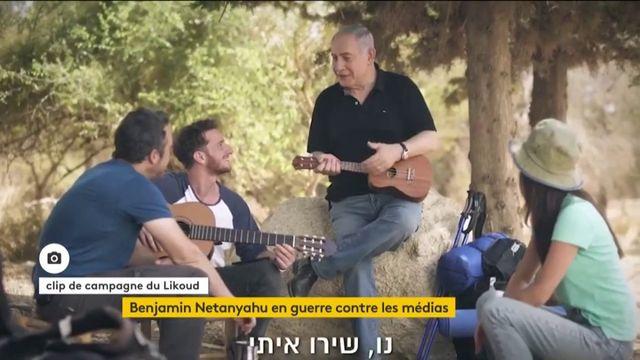 Israël : acculé, Benyamin Nétanyahou joue la victime