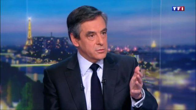 Affaire Penelope Fillon : François Fillon se défend sur TF1