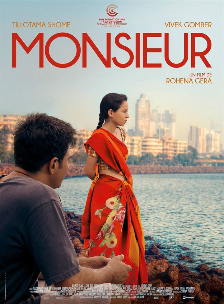 """Monsieur"" : l'affiche  ( Diaphana Distribution)"