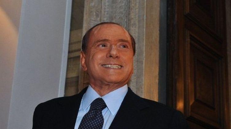 Silvio Berlusconi (AFP- Andreas Solaro)