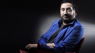 L'animateur de C8, Cyril Hanouna, pose à Paris, le 8 juin 2016. (JOEL SAGET / AFP)
