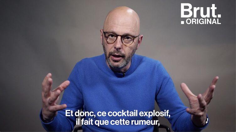 VIDEO. La rumeur des camionnettes blanches décryptée par Thomas Snégaroff (BRUT)