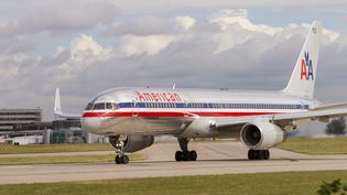 Un Boeing 757 de la compagnie American Airlines. (GETTY IMAGES)