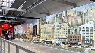 La ville de Detroit est mise à l'honneur à la Gare Saint Sauveur à Lille  (France3/culturebox)