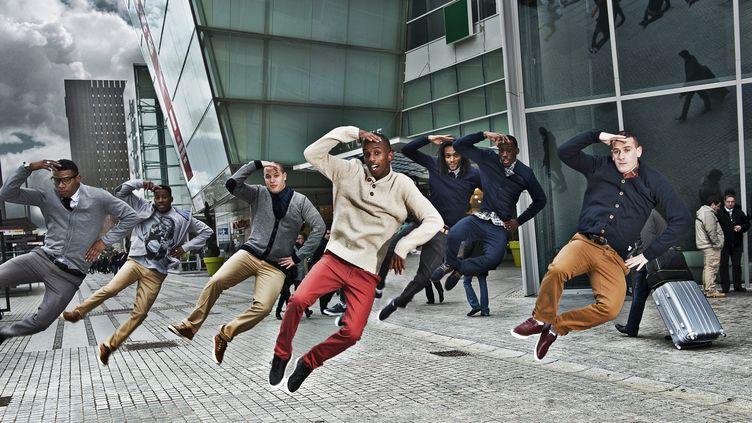 Soirée spéciale Battle à la Maison de la danse de Lyon entre deux crews d'exception : les Pockemon Crew de Lyon et Morning Owl de Corée du sud  (Didier Michalet)
