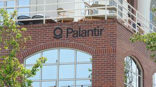 Le siège de Palantir à Palo Alto (Californie - USA).  (ANDREJ SOKOLOW / DPA)