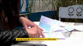 Prix de l'énergie : les associations de consommateurs s'inquiètent, les fournisseurs en difficulté (FRANCEINFO)
