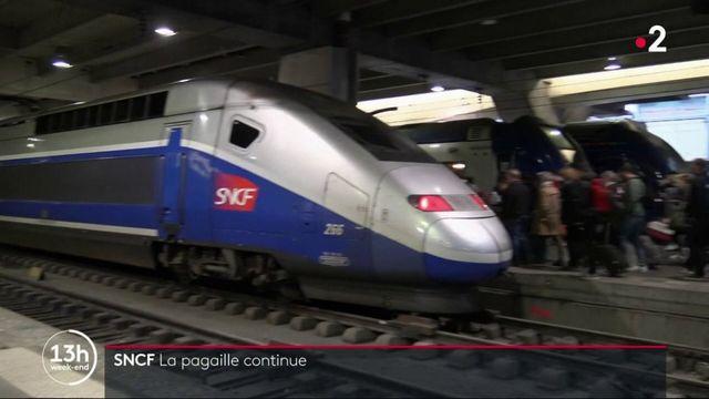 SNCF : la pagaille continue