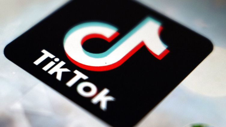 Le logo de TikTok. (KIICHIRO SATO / AP)