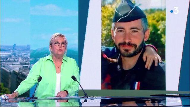 Mort d'un policier à Avignon : recueillement et émotion dans le village d'Éric Masson