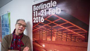 Dieter Kossilick, directeur de la Berlinale  (John MacDougall/AFP)