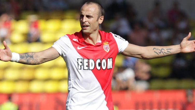 L'attaquant bulgare de l'AS Monaco, Dimitar Berbatov