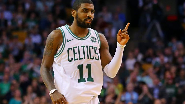 Kyrie Irving (MADDIE MEYER / GETTY IMAGES NORTH AMERICA)