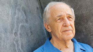 Pierre Boulez en 2008.  (BALTEL/SIPA)