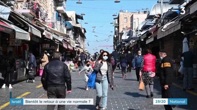 Vaccin contre le Covid-19 : premiers effets de la campagne intensive en Israël