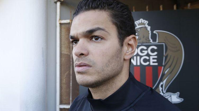 Le joueur français Hatem Ben Arfa