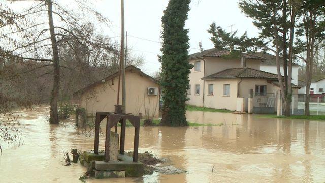 Crues et inondations : le ras-le-bol des habitants