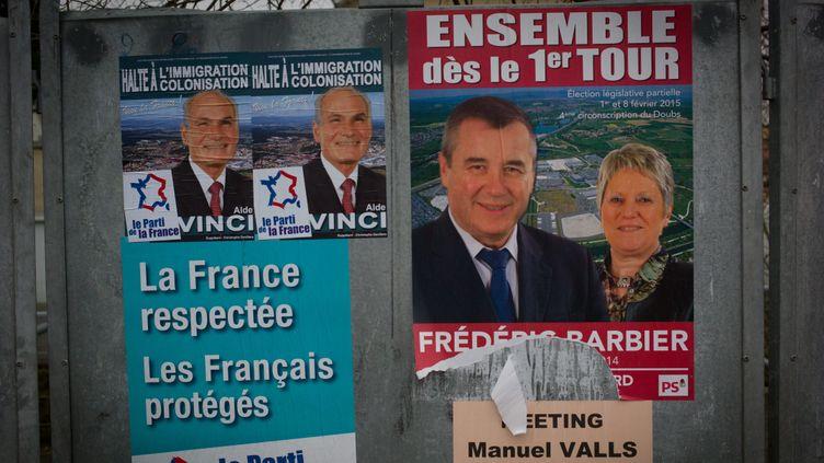 (Le premier tour de l'élection législative de la 4e circonscription du Doubs a lieu dimanche. © MaxPPP)